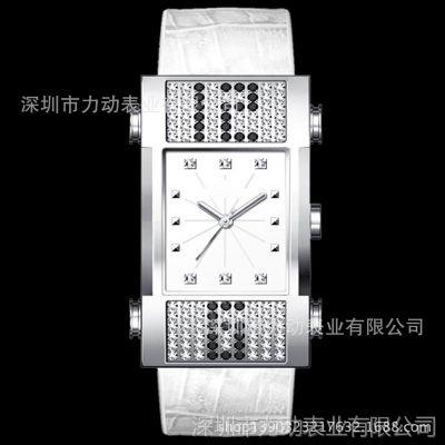 供应计时女款手表 高档休闲女士手表 原装进口机石英手表批发