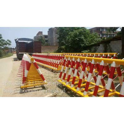 北京【拒马销售】阻车拒马标准价格【可定做】钢管材质