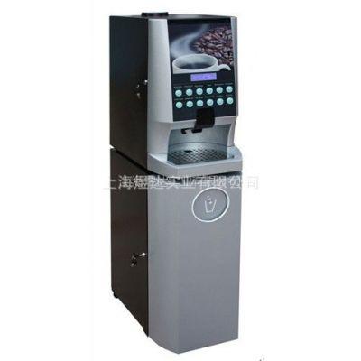 供应上海煜达全自动磨豆咖啡售卖机