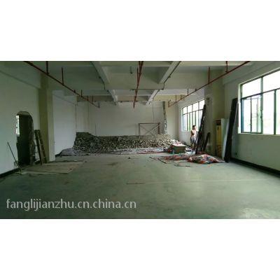广州市专业厂房改造、翻新、装饰装修、水电安装、设备基础施工,钢结构工程