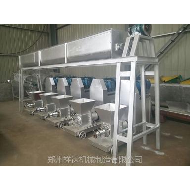 祥达机械详解影响木炭机成套设备价格的若干要素