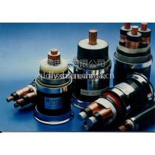 供应齐鲁牌铜芯聚乙烯绝缘聚乙烯护套交联电缆YJV32 1*70