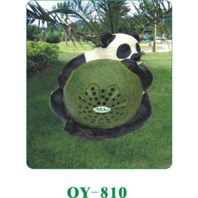 供应20W熊猫造型草坪音箱OY-810