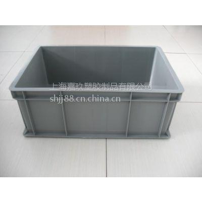 上海塑料欧标箱 上海欧标物流箱