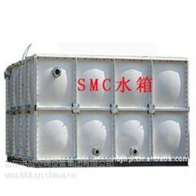 玻璃钢消防水箱 中威空调 湖北玻璃钢消防水箱