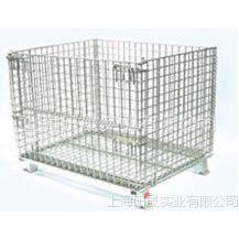 长期供应 折叠式仓储笼 可移动式仓储笼 低价出售