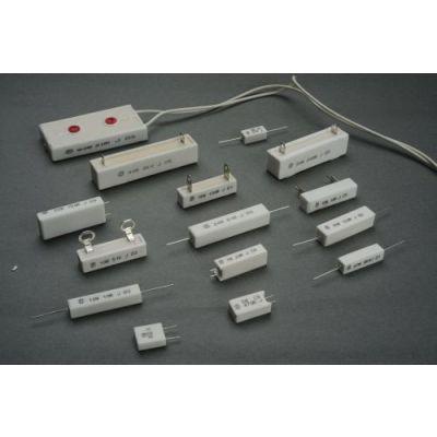 供应RX27-1/3/4/5/6/7/8瓷外壳线绕电阻器瓷壳电阻