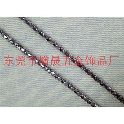 供应供应灯笼链 钻石链 珠链 蛇链 万字链