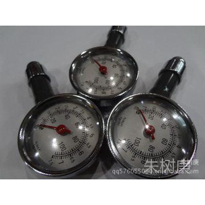 供应高精密胎压计 胎压表 气压笔 气压表 车用轮胎计 带放气功能