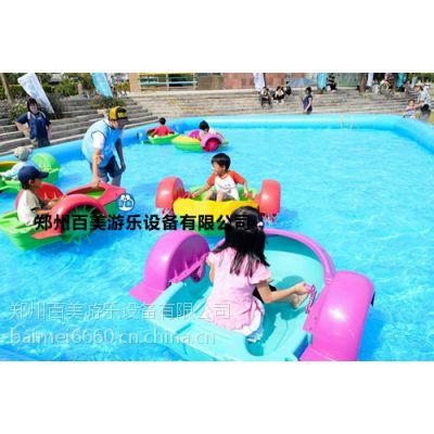 四川资阳充气水池/儿童水上手摇船搭配巧妙,快乐一夏