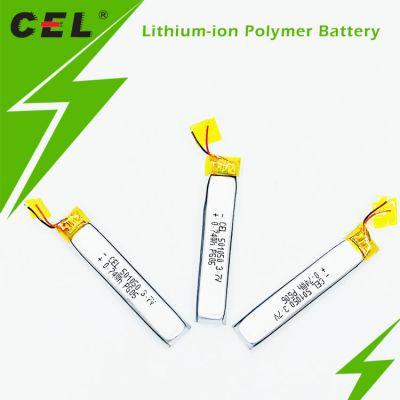 供应点读笔、锂电池、CEL501050-200mAh聚合物电池