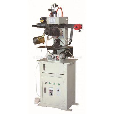 供应WT-2圆周/异型两用热转印机(用于椭圆形眼镜盒、化妆品盒)
