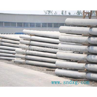供应7.5米8米水泥杆 通讯杆厂家