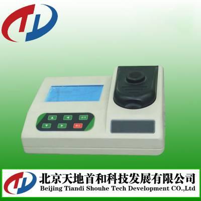 直接显示水样的镍浓度值的检测仪器|水质镍检测仪TDNI-120型|天地首和重金属快速分析仪