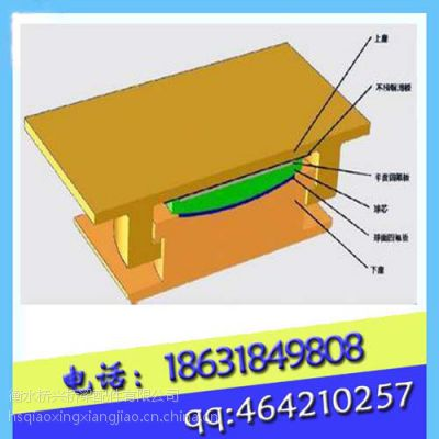 吉林省蛟河市 万向活动球形钢支座成品 网架支座 销往全国
