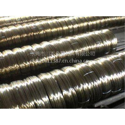 【川本金属】厂家供应BMn3-12锰白铜板、BMn3-12锰白铜棒、价格优惠