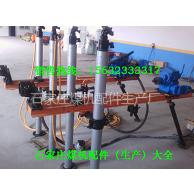供应石家庄菲克森气动架柱式钻机ZQJC-150/2.8