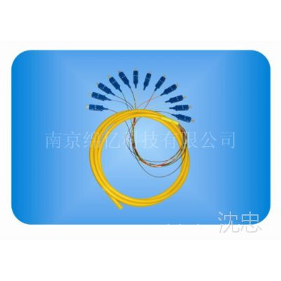 【厂家直销】 SC-SC单/多模 光跳尾纤 定做各种型号 长度