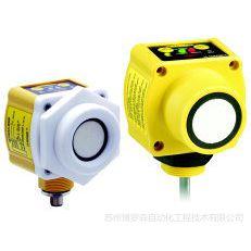 美国Banner传感器 超声波传感器U-GAGE QT50U 系列