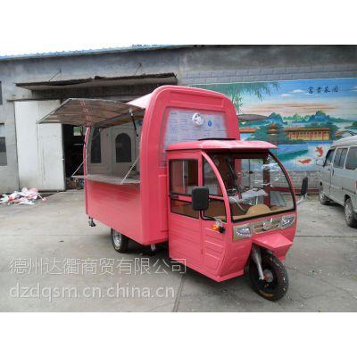 移动多功能餐车 裕隆早餐车 流动店面 小吃车