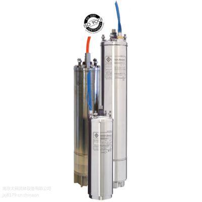 供应温泉泵地热泵温泉电机原装进口富兰克林电机75度90度热水用