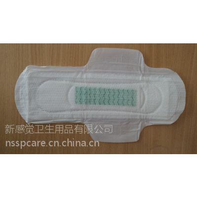 负离子功能性卫生巾 /专业OEM贴牌加工