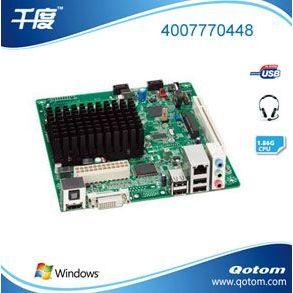 供应Intel Atom D2550DC2 迷你ITX工控主板