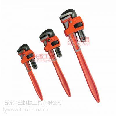 供应高档英式快速管钳 管子扳手 管子钳 装修钳 水管钳 管钳子