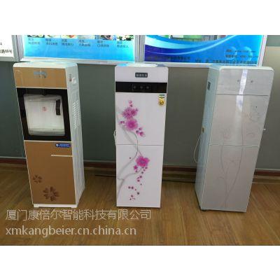 福建莆田康倍尔CBL-X2款学校、酒店、家庭、茶楼、工厂钢化玻璃面板立式冰热饮水管线机生产厂家
