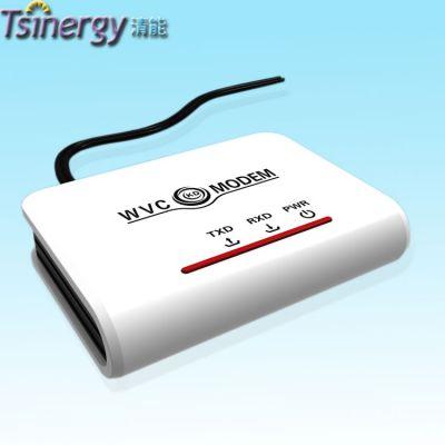 清能WVC-MODEN太阳能光伏逆变器用电力线载波数据采集器