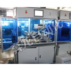 奔龙自动化塑壳断路器自动通断耐压检测生产线
