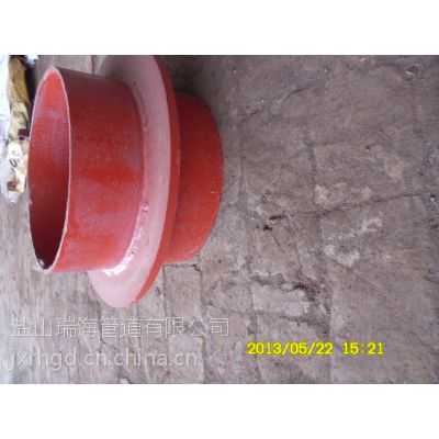 供应02S404防水套管安装图集及性能介绍---瑞海管道