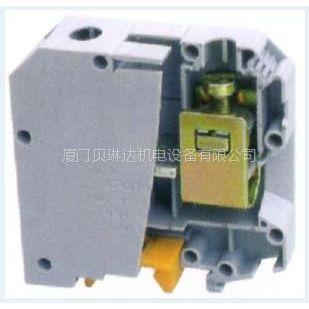 供应菲尼克斯通用型大电流端子3009118 UKH 50