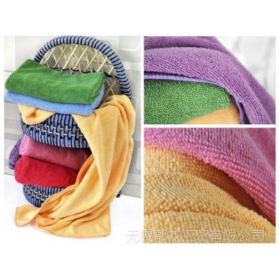 超级纤维毛巾 擦车巾 擦手巾快速擦干 超强吸水外贸出口毛巾批发