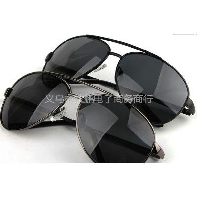 供应正品男士太阳镜 潮 户外蛤蟆镜 驾车偏光太阳眼镜 女复古墨镜