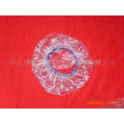 供应超低价销售透明大小5套装PE料食品罩