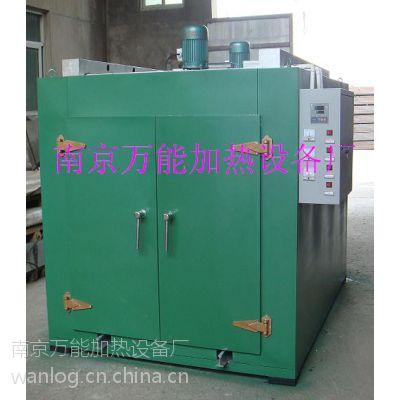 供应304台车砂轮硬化炉 树脂工业烤箱 南京万 能加热设备