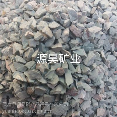 源昊厂家供应斜发沸石绿色沸石颗粒