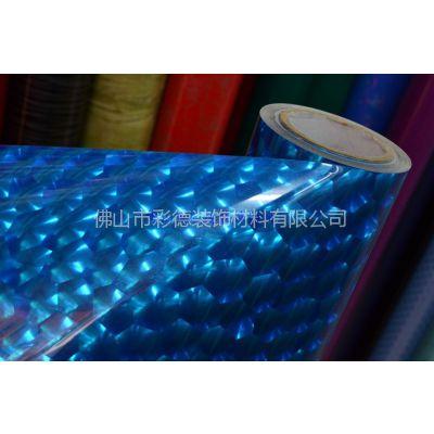 供应玻璃闪点膜 闪点贴膜  PVC薄膜膜  透明PVC膜