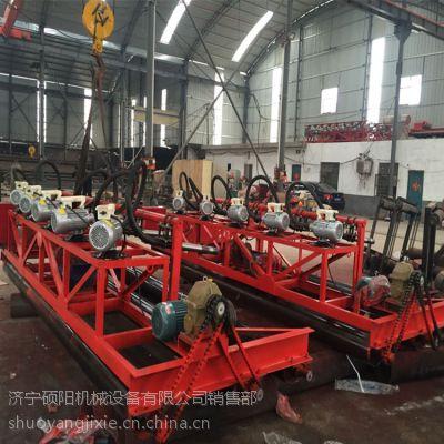 硕阳机械 生产厂家混凝土排式振捣机
