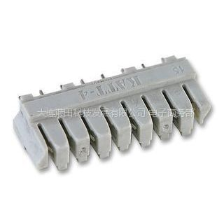 供应原装进口MOD-TAP - 36.A0370 - 终端接线端子,IDC 灰色 4对