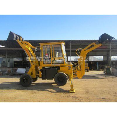 供应小型机械 挖掘装载机 两头忙 WZ15-15 装载机 装载机械 挖掘机械