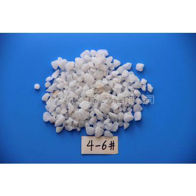 天津石英砂 0.5-2mm 天津石英砂滤层承托料 水处理垫层用石英砂 厂家批发