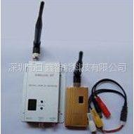 供应监控2000米1.2g无线视频发射器接收器1.5W 多路8频道
