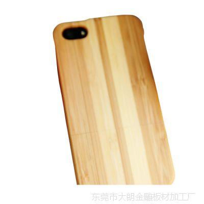 苹果iphone5竹木手机保护壳 竹木手机保护套 木质手机壳