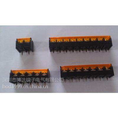 供应单相电压电流变压器接线端子 东莞连接器 HB系列接线端子排 欧式端子