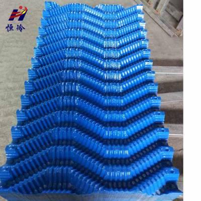 供应工厂更换冷却塔PVC填料哪里有 热镀锌厂用的哪有卖的 食品加工用的冷却塔填料更换 华强