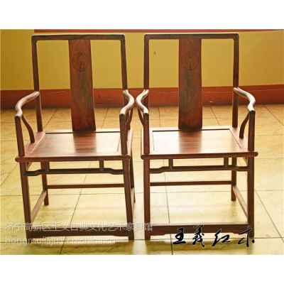 榫卯结构缅甸花梨木椅子 结构合理 花梨木椅子报价