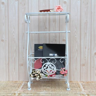 厂家直销 欧式铁艺桌浴室用茶几  浴室用品 桌类、茶几