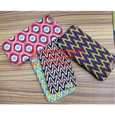 提供iphone5手机保护壳水贴加工 水转印印刷厂13670040853